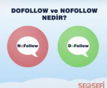 dofollow nofollow
