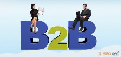 B2B seo bilgileri