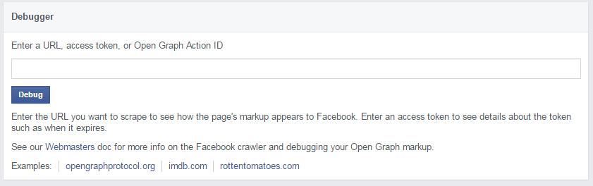 facebookdebug