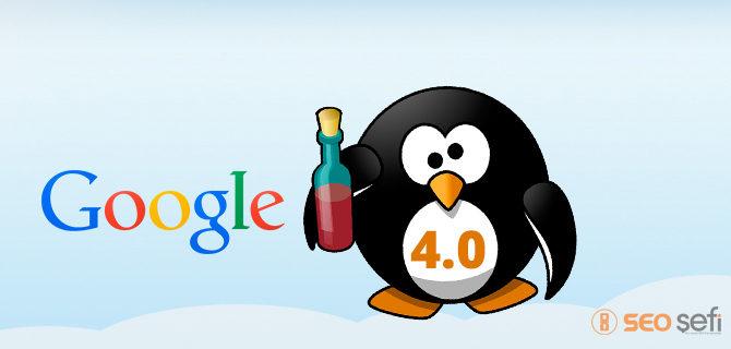 Google Penguen 4.0