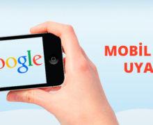 Google mobil yönlendirmeler