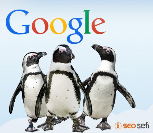 Yeni Google Penguen Güncelleştirmesi
