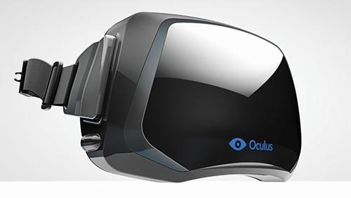 Facebook Oculus Rift