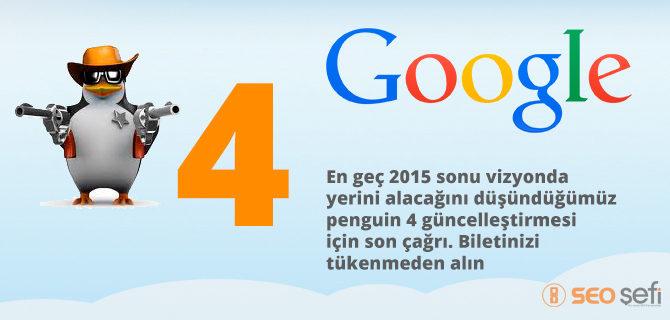 Google Penguin 4