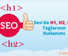 seoda h taglarının kullanımı
