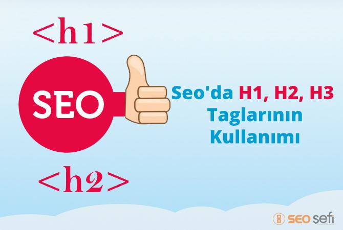 Seo'da H1 H2 H3 Taglarının kullanımı