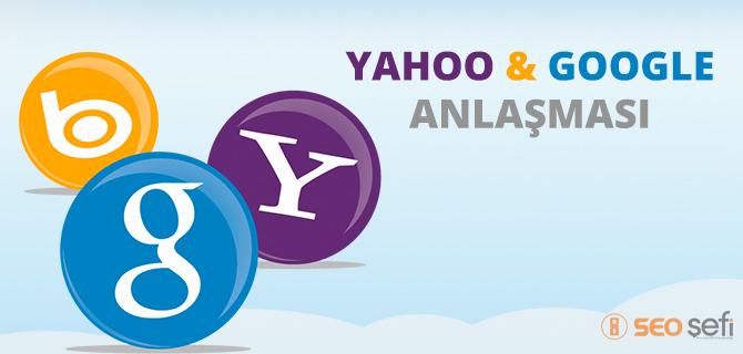 Yahoo Google ortaklığı SEO sektöründe neleri değiştirecek?
