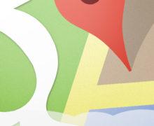 Google haritalar ios