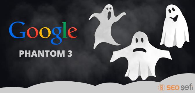 Google phantom 3 güncellemesi