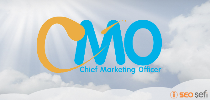 CMO Chief Marketing Officer SEO