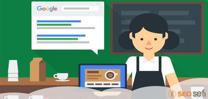 Yeni google webmaster sitesi