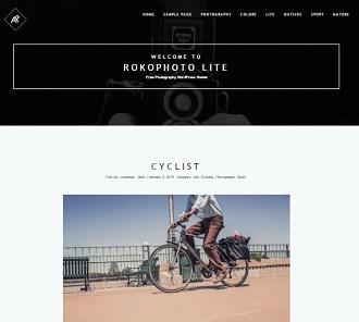 RokoPhoto Lite teması