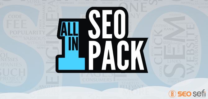 All in One SEO Pack Kurulumu ve Ayarları