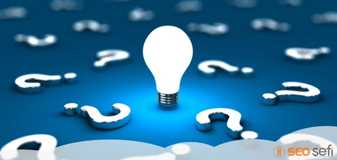 LSI Latent Semantic Indexing Tekniği Nedir ?