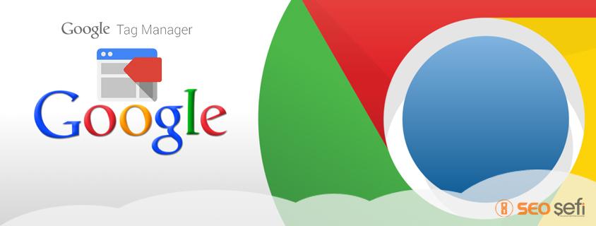 Google Etiket Yöneticisi Kurulumu