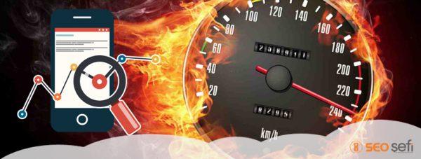 mobil site hızı etkileri
