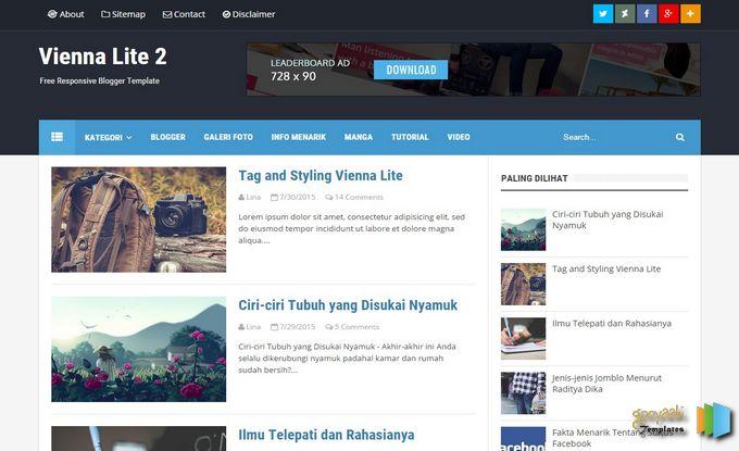 blogger-tema