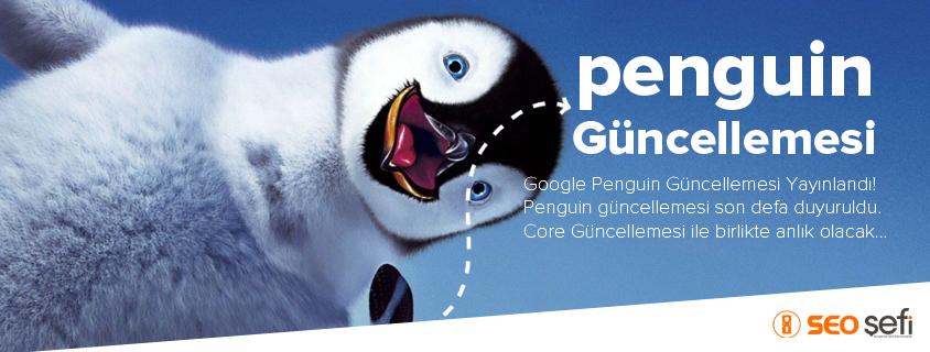 Penguin Güncellemesi Yayınlandı