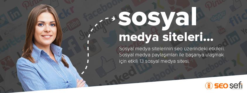 Sosyal Medya Siteleri ile Başarıya Ulaşın