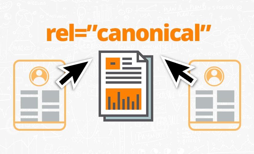 Kavramsal çözüm: 'kanonik' ('canonical') URL