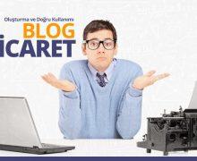 e-ticaret blog oluşturma