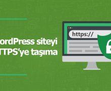 Wordpress Siteyi HTTPS'ye Taşıma