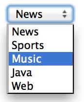 html secim