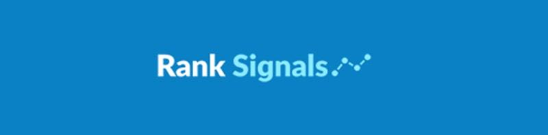 Rank Signals seo analiz aracı