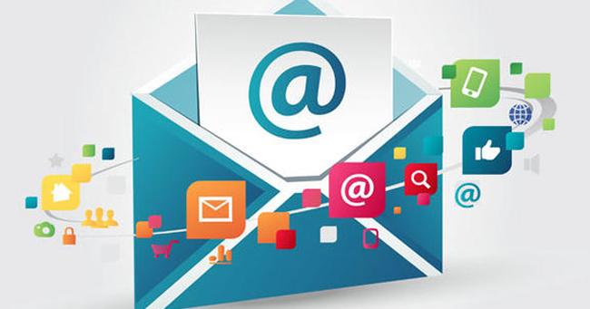 e-posta trafik
