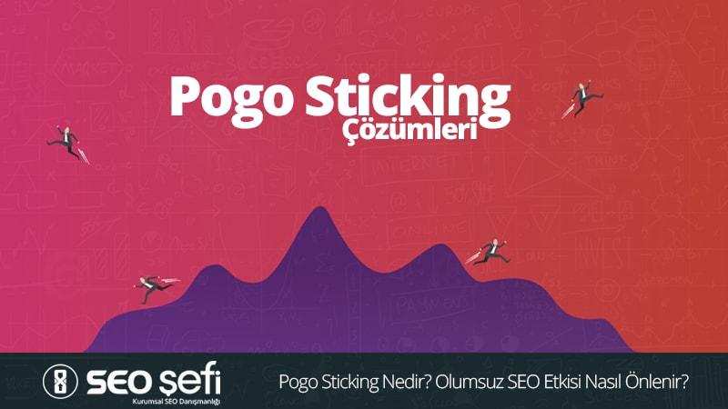 Pogo Sticking sorunu çözümleri