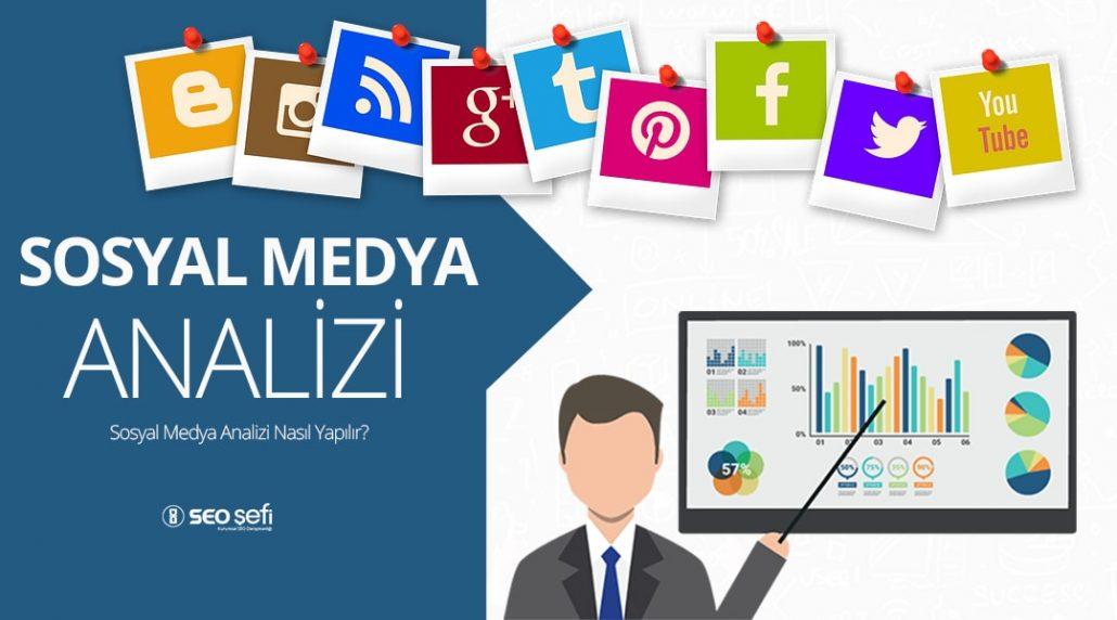 sosyal medya analizi yapmak
