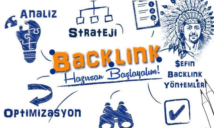 Backlink nedir yöntemleri