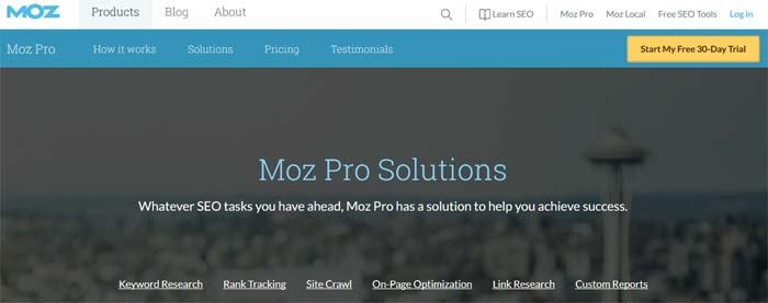 Moz Crawl Test