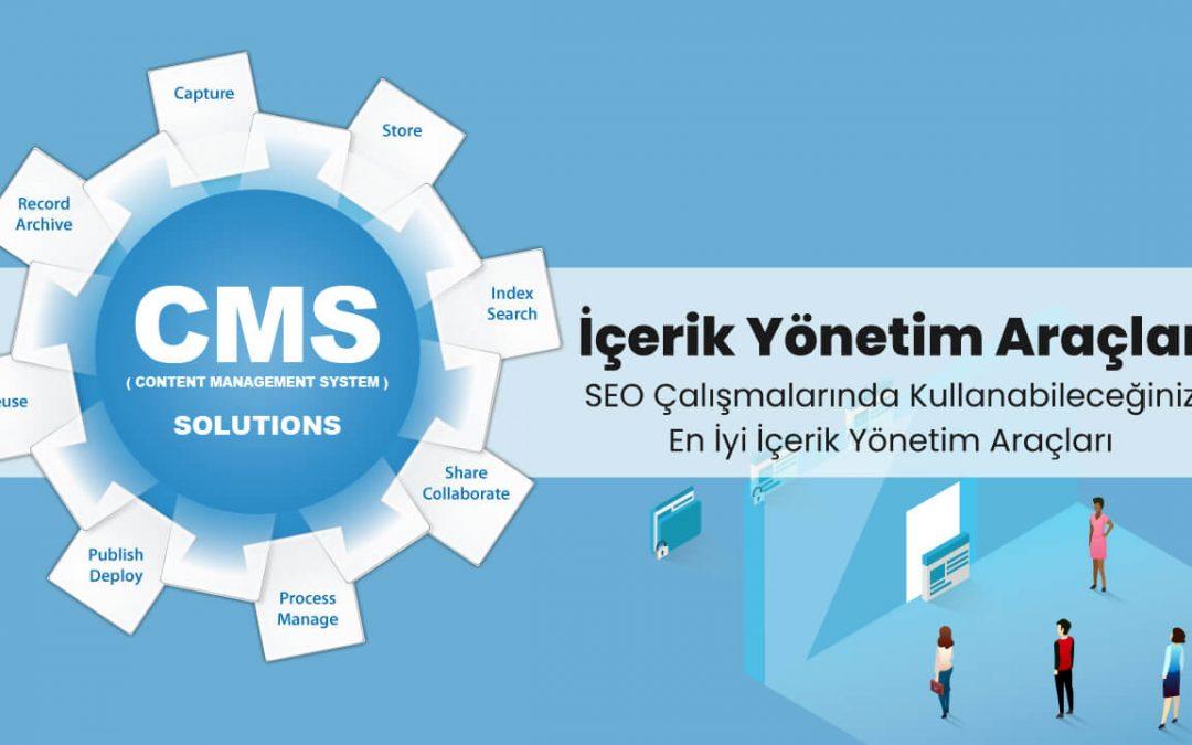 SEO İçin En İyi İçerik Yönetim Sistemleri (CMS)