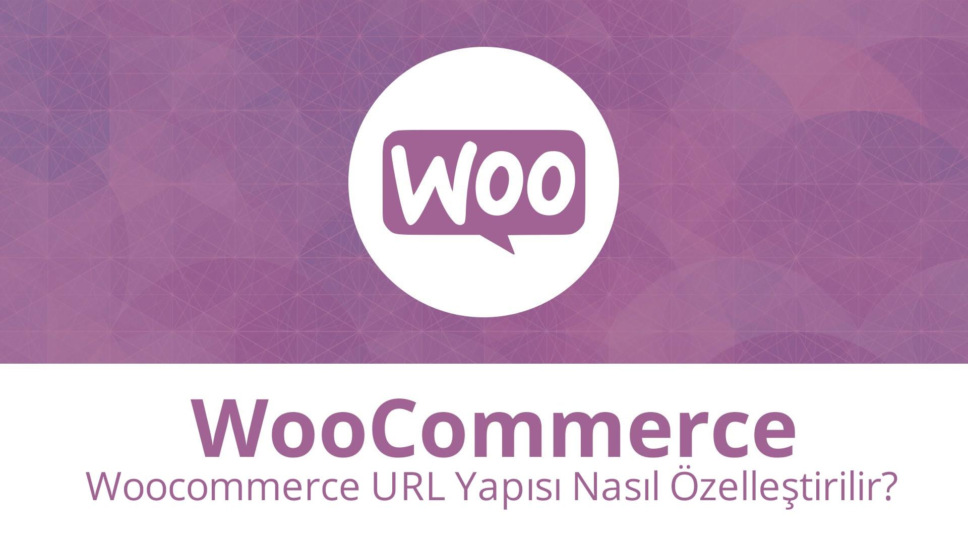 WooCommerce url