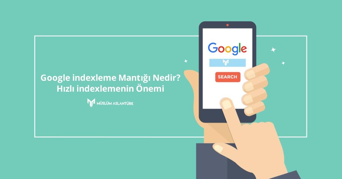 google indexleme şeması