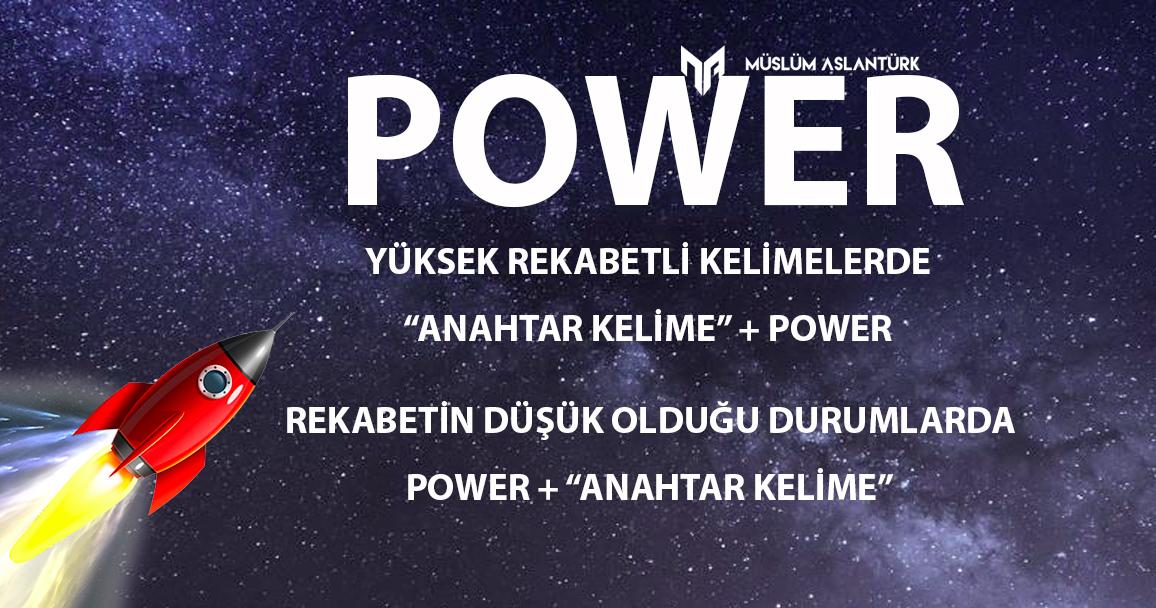 rekabet power
