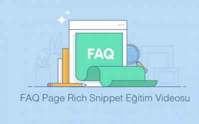FAQ Page Rich Snippet Oluşturma