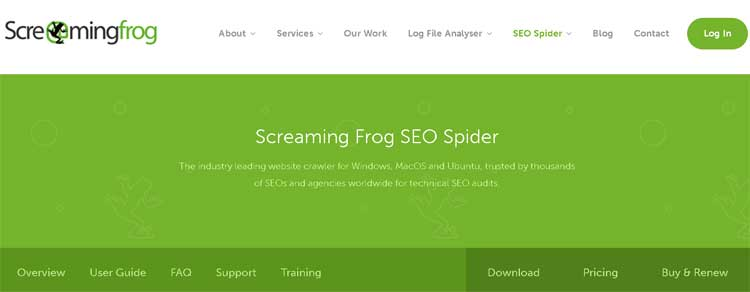 screaming frogs