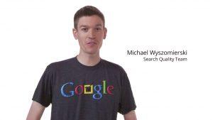 Michael Wyszomierski açıklaması